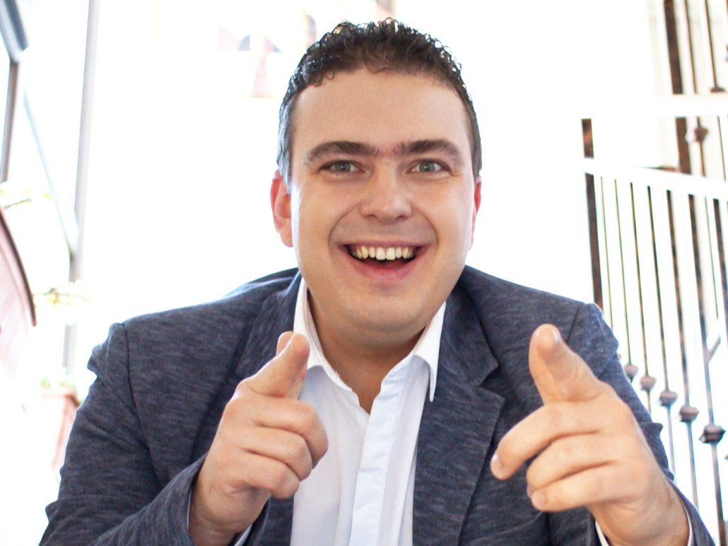 """МОЯТА ГОРДОСТ:  Емил Кирилов """"Бях роб на собствения си успех, защото този успех не беше в синхрон с моята страст."""""""